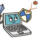 無料セキュリティソフト対策でウィルスからパソコンを守れる?