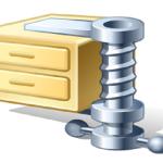 パソコンの全てのフォルダーとファイルを圧縮して容量を増やす