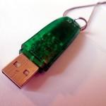 USBメモリを差し込むだけでパソコンを高速化できちゃうんです
