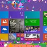 Windows8.1のスタート画面の背景色や壁紙を好きな画像に変更できる