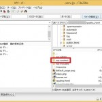 エックスサーバーからWPXクラウドにドメイン移転!移動元のwp-contentファイルを取得する