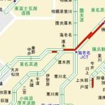 東名高速道路の事故・渋滞・交通情報をリアルタイムで確認できるアプリ