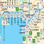 阪神高速道路の事故・渋滞・交通情報をリアルタイムで確認できるアプリ