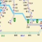 阪和自動車道の事故・渋滞・交通情報をリアルタイムで確認できるアプリ