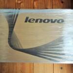 注文したLenovo G50が届き箱を開けました!説明書ってこれだけ?